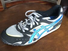 ASICS Women Track and Field Shoe Spikes Sprint Sz 9 Multicolor GN005 Lightweight