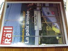 µ?  Revue La vie du Rail n°3234 Railjet de OBBDeutsche Bahn vs SNCF