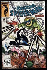 Amazing Spider-Man (1963) #299 1st Print McFarlane Cameo Venom in Costume VF-