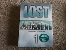 lost the complete first season new and sealed dvd ntsc region 1 freepost