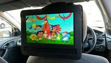 Logik L9DUALM13 Portable DVD Player Car Mounting Kit Car Headrest DVD Holder