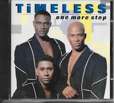 TIMELESS - One more step CD Album 10TR Soul / Swing Pop 1994 (DINO) Holland