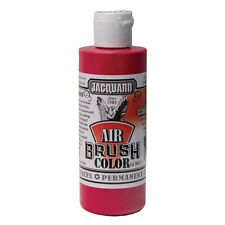 Jacquard Air Brush Colours Paint for Shoes/Sneakers - Iridescent Candy Apple 4oz