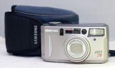 MINT Samsung Vega 170 35mm Camera WT Schneider Varioplan 38-170 Auto Macro Lens