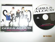 Girls Aloud – The Loving Kind.  Fascination Polydor LOVING1 Promo CD Single