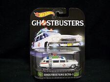 Hot Wheels Retro Entertainment Ghostbusters Ecto-1.