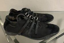 Authentic PRADA Black Sneakers Shoes 36