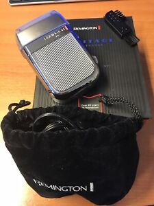 BNIB REMINGTON HERITAGE CORDLESS ELECTRIC FOIL SHAVER HF9000