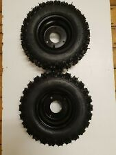 90CC/110CC ATV'S & GO KARTS. 13X5.00-6 TYRES & RIMS (SET OF 2).
