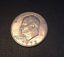 1972P Eisenhower Dollar - Average Circulated Coins - **Free Shipping**