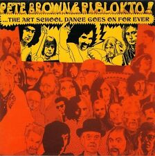 PETE BROWN & PIBLOKTO: Things may come and things may go…but the…(1970); REP Neu