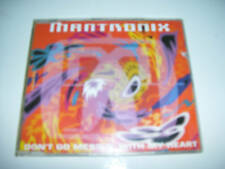 MANTRONIX - DON'T GO MESSIN . 3tr. CD MAXI HOLLAND 1991