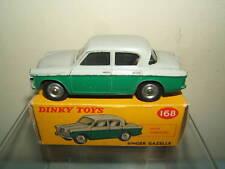 DINKY TOYS MODEL No.168        SINGER GAZELLE SALOON     VN MIB