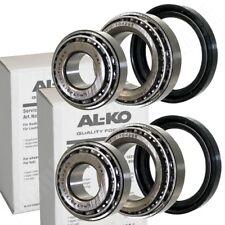 2x AL-KO Radlagersatz 299056 für ALKO Radbremse 1636 1637 bzw. Achse UBR 850