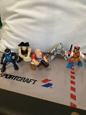 Vintage Fisher Price Knight , Pirates Figures