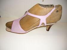 Damen-Sandalen & -Badeschuhe aus Echtleder für Hoher Absatz (5-8 cm) und Business
