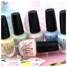 OPI Soft Shades Pastels Nail Varnish FULL SET OF 6 COLOURS **2016 COLLECTION**