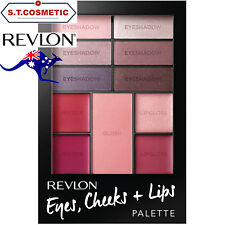 Revlon Eyes Cheeks and Lips Palette 300 Berry in Love RRP $34.95