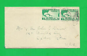 1936  COVER to OGDEN, UTAH,USA--WITH 4 MINT STAMPS & LETTER-INSIDE--INTERESTING