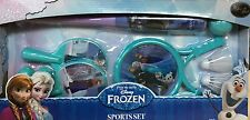 Disney Frozen Mega Sports Set - Tennis - Boom Bats - Baseball Bats and Balls