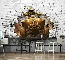 Vlies Fototapete Motorrad Kinderzimmer 3D EFFEKT Junge Automobil Quad Mauer 814