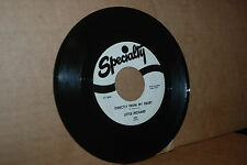 LITTLE RICHARD: DIRECTLY FROM MY HEART & THE MOST I CAN OFFER VG++ W.L. PROMO 45
