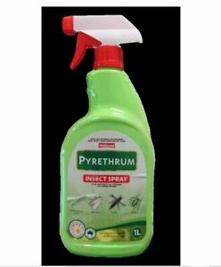 Multicrop 1L Pyrethrm Insecticde - moth, white fly, thrips, aphids, ant & Fly