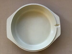 NORDIC WARE Pie Dish - Beige 27cm Bakeware for Oven or Microwave nordicware