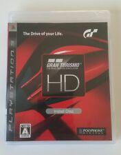 Gran Turismo HD Install Disc | RARE | PlayStation 3 PS3