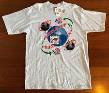 Team USA Soccer Vtg 1994 World Cup Shirt NWT 90s Deadstock Size XL USA Made