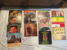 Lot Of 15 Spanish Vinyl Record Albums / Various Artists/Genre 33RPM 12