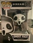 Funko Pop Scream Ghost Face #51 Rare Vaulted Vinyl Exclusive With Protector