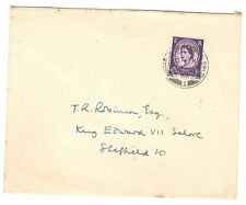 Elizabeth II - 3d Lilac - House of Commons Cancellation & Stationery
