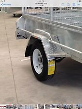 185R14c Tyre/Wheel Package Light Truck Ford White Sunraysia
