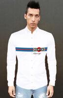 "Camicia ""MARTINI RACING"" Casual shirt GP Rally Cup Lancia Gulf, Collez. 2020!"