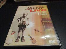 "DVD ""MICHEL JONASZ - LIVE AU CASINO DE PARIS"" concert"
