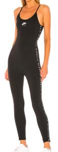Nike Air Women's Jumpsuit, BV5173-010, Black, Size S