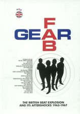 VARIOUS - Fab Gear: The British Beat Explosion & Its Aftershocks 1963-1967