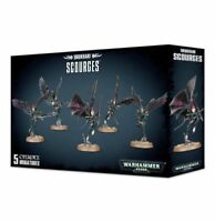 Drukhari / Dark Eldar Scourges - Warhammer 40k - Brand New! 45-16