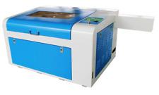 Máquina Grabadora Láser CO2 ZGD460B láser de corte con plataforma de nido de abeja 40X60CM