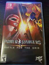 Power Rangers: Battle for the Grid Ranger Edition - Nintendo Switch