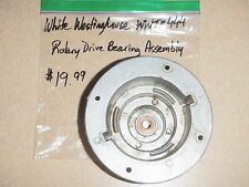 White Westinghouse Bread Machine Parts Rotary Drive Bearing Assembly Wwtr444
