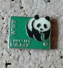 pin's pins WWF Panda pub L'Amy Lunettes