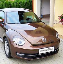 Sopracciglia in Plastica ABS per VW Beetle 2011 +