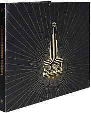 RAMMSTEIN Völkerball Bildband 2CD 2DVD Volkerball Limited Buch * NEU * RAR