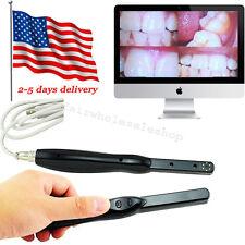 Dental HD CMOS USB Intraoral Intra Oral Camera 6 Mega Pixels 6-LED Clear Image