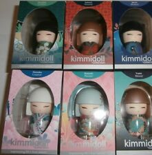KIMMIDOLL MINI DOLLS  SET 6 MINI DOLLS RELEASED 08/2019 MINT IN BOX TGKFS132-137