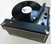 AVES Classroom Record Player Manual 3 Speed Turntable Heavy Duty Made In USA