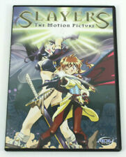 Slayers: The Motion Picture (2005) DVD