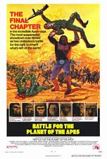"Battle For The Planet Of The Apes Poster [Licensed-New-Usa] 27x40"" Theater Size"